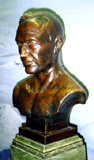 Bust of Ellsworth
